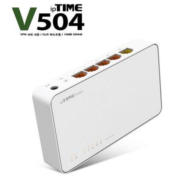 V504 유선공유기 컴퓨터용품 컴퓨터주변기기 공유기 유무선공유기 와이파이