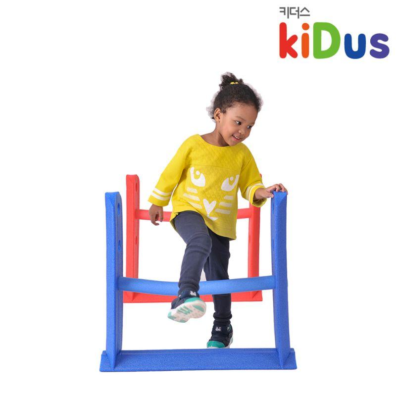 키더스 소프트 안전허들 STANDARD 유아체육 학교 유치원 어린이집 달리기 육상 릴레이 점프