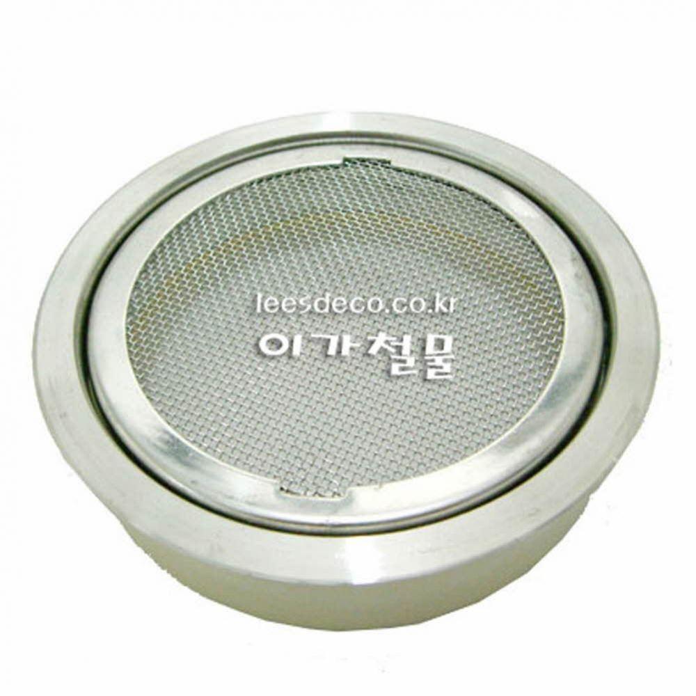 UP)원형환기구-50mm 생활용품 철물 철물잡화 철물용품 생활잡화