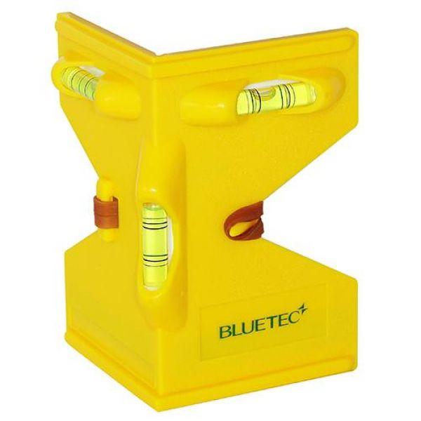 블루텍 파이프 자석 수평(BD-PL140) 4015189 레벨기 수평기 수평 측정기 측정공구