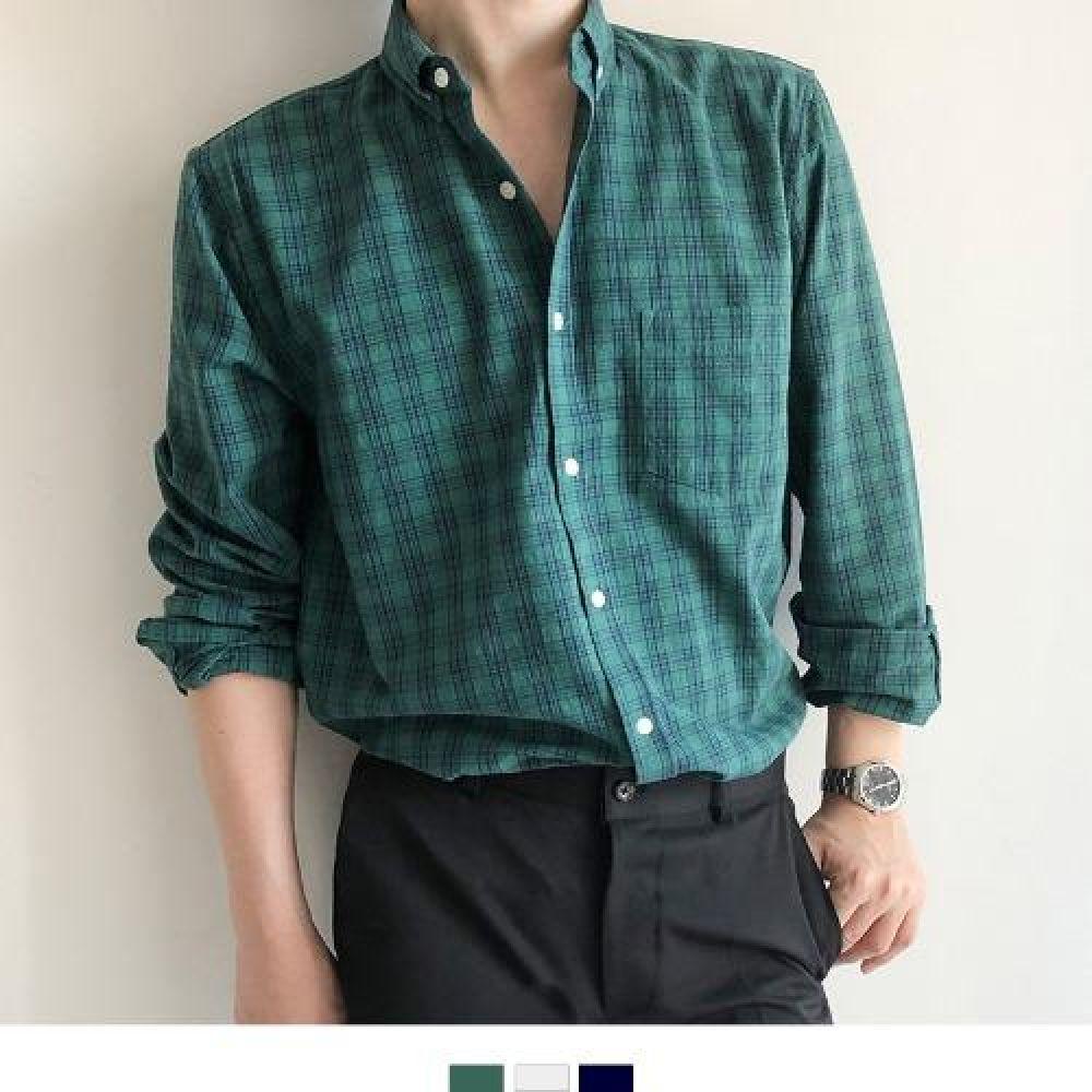 남자셔츠 클래식 올드 체크 남방 커플룩 시밀러룩 커플시밀러룩 남자셔츠 여자셔츠 커플셔츠 하와이안셔츠 남자하와이안셔츠 여자하와이안셔츠 반팔셔츠
