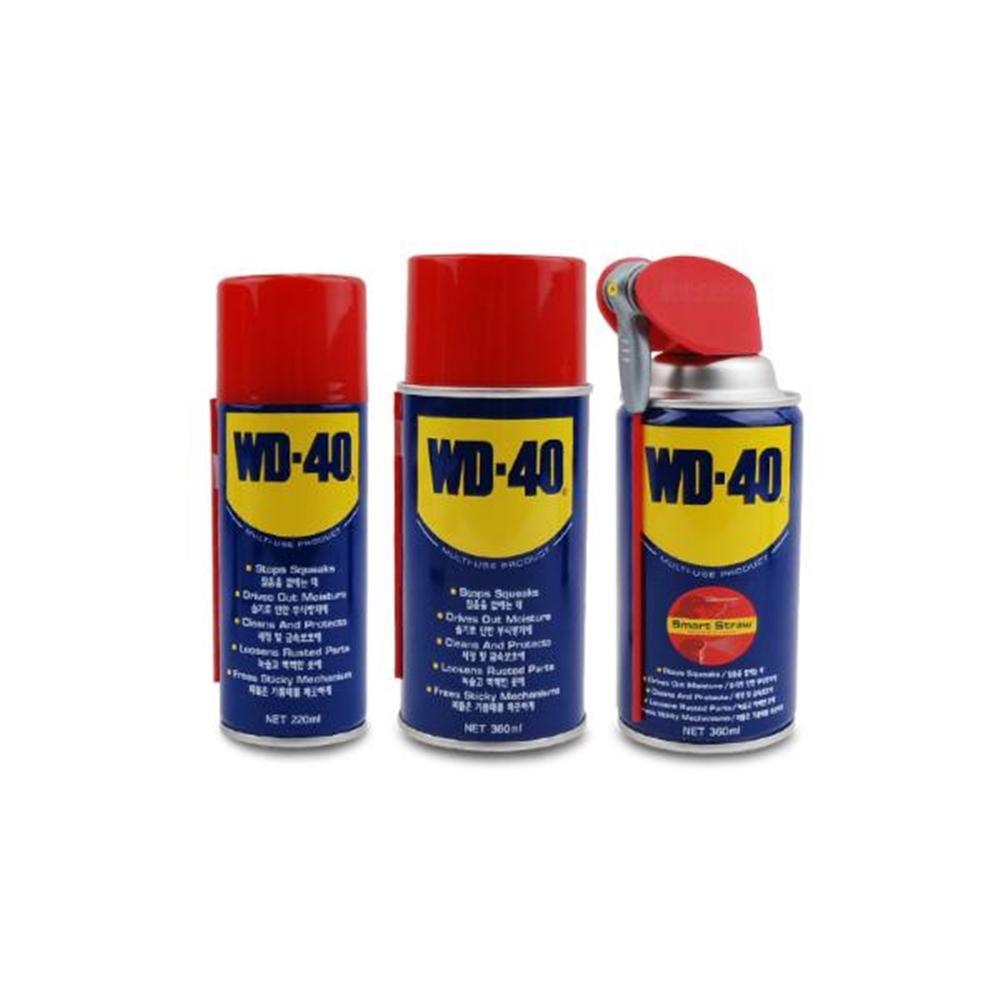 녹방지 방청제 WD-40 220mm 잡음 제거 금속 보호 인테리어철물 인터넷철물점 온라인철물점 철물점 방청제
