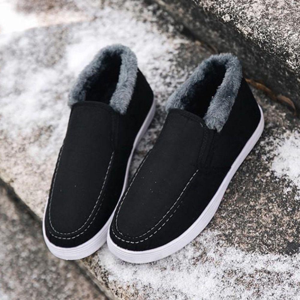 남자신발 겨울신발 방한화 모카신 겨울로퍼 털로퍼 AL524 겨울신발 털신 남자겨울신발 방한화 모카신