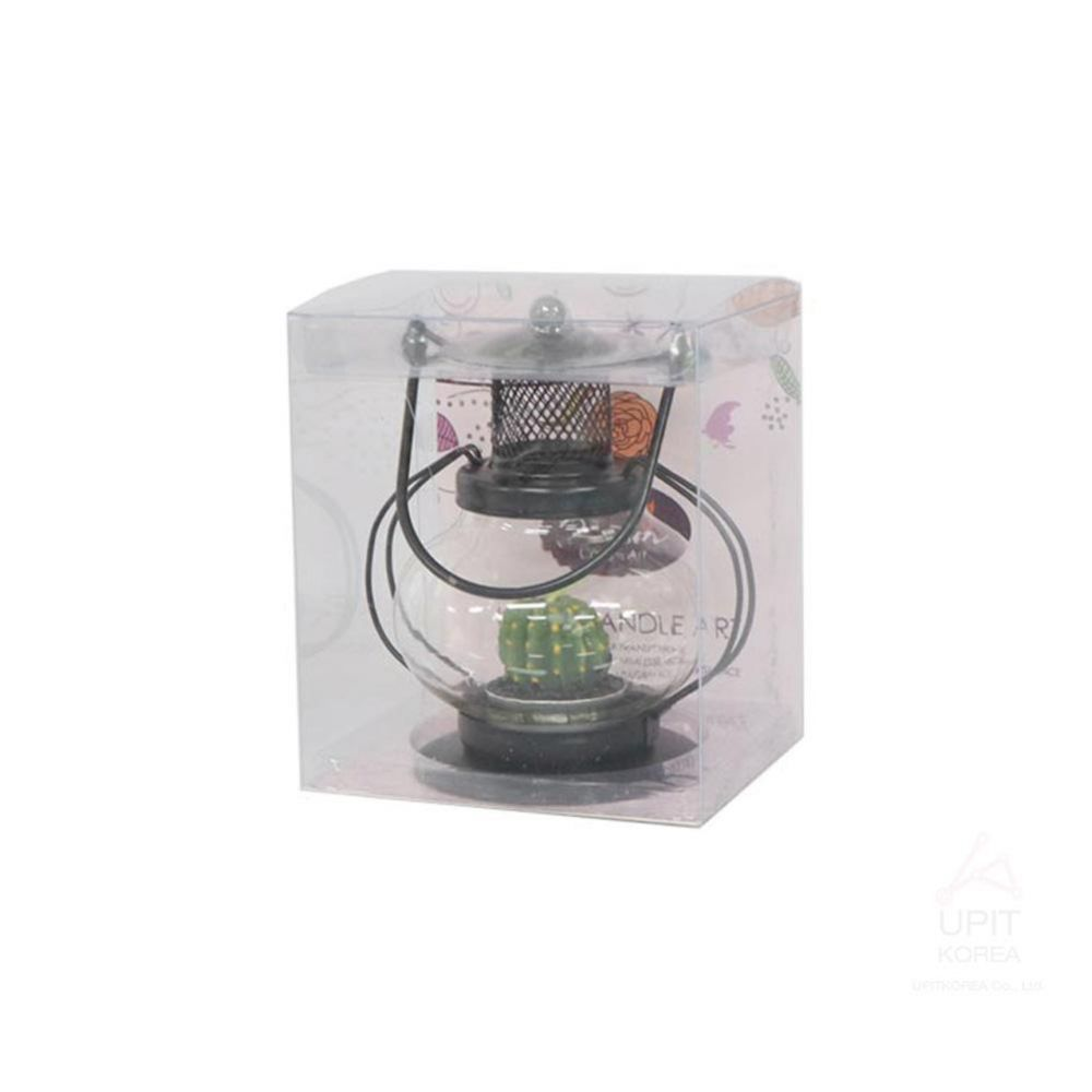 선인장 램프양초 (색상랜덤) 생활용품 가정잡화 집안용품 생활잡화 기타잡화