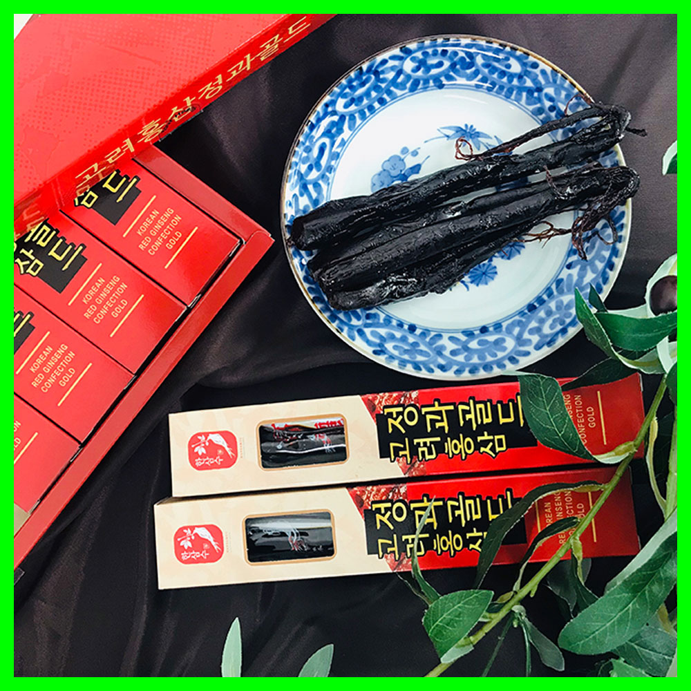 고려 홍삼 정과(30gx10개) 홍삼 한뿌리를 통째로 가공 특유의 식감과 맛이 살아있음 홍삼 인삼 진액 건강 식품