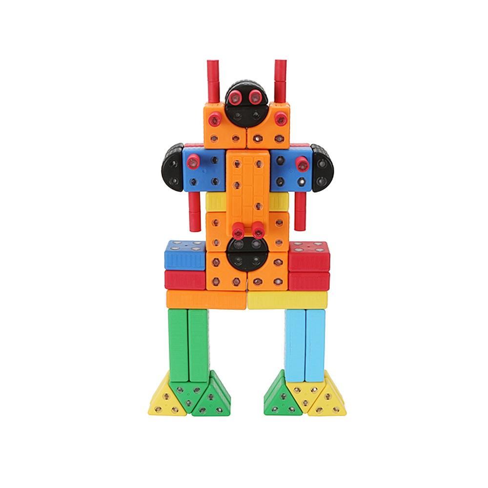3살 유아 만들기 장난감 블록 창의 자석 블럭 3세 퍼즐 블록 블럭 장난감 유아블럭