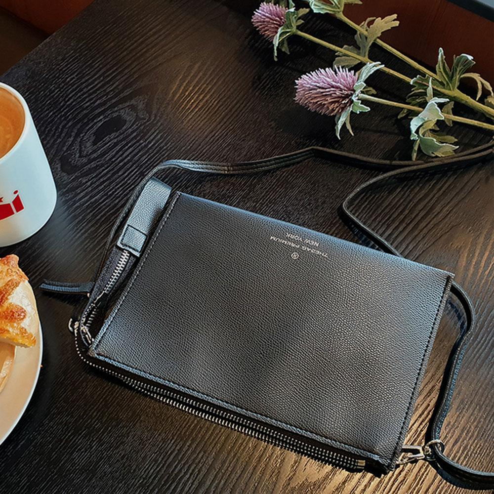 블랙 올리비아팝 여성 미니 클러치 크로스백 손가방 이쁜핸드백 손가방 이쁜가방 20대 30대