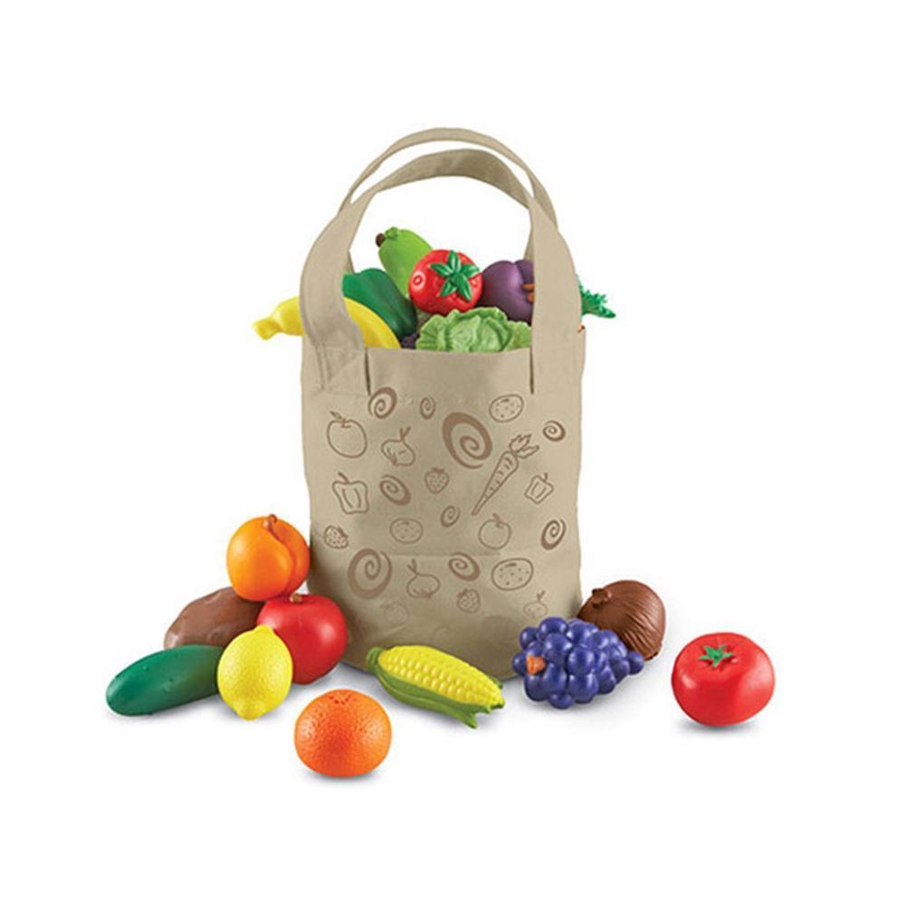 도트가방 어린이 아이 과학 학습 교구 과일 야채 유아원 장난감 학습교구 교구 놀이교구