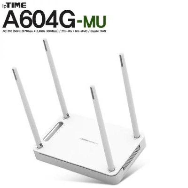 A604G_MU 11ac유무선공유기 컴퓨터용품 컴퓨터주변기기 공유기 유무선공유기 와이파이