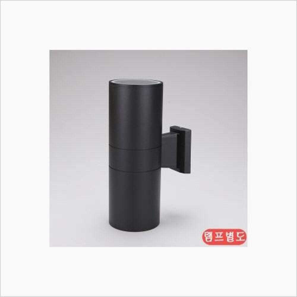 인테리어 조명기구 실내용 원통 2등 상하벽등 철물용품 인테리어조명 벽등 직부등 센서등 조명 전구 램프 백열등기구