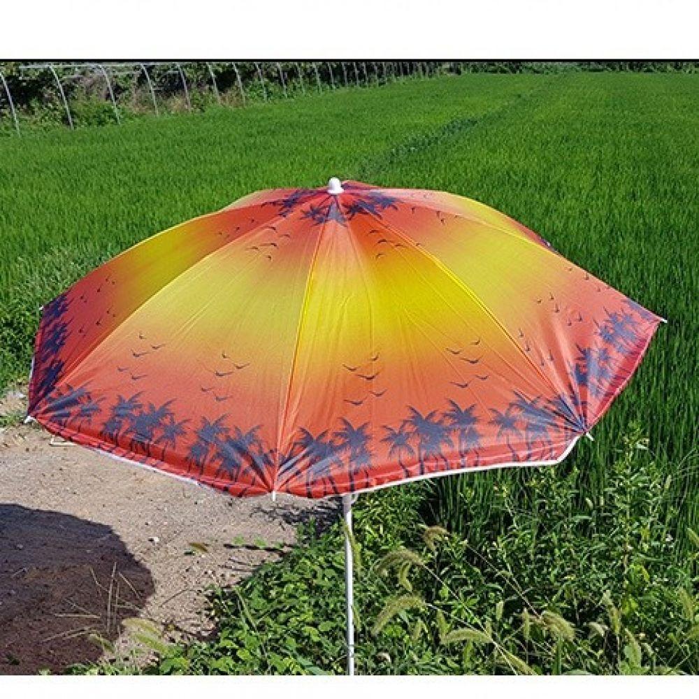 심플 비치파라솔 파라솔 우산형 낚시 캠핑 간편휴대 파라솔 비치파라솔 낚시파라솔 천막 캠핑용품