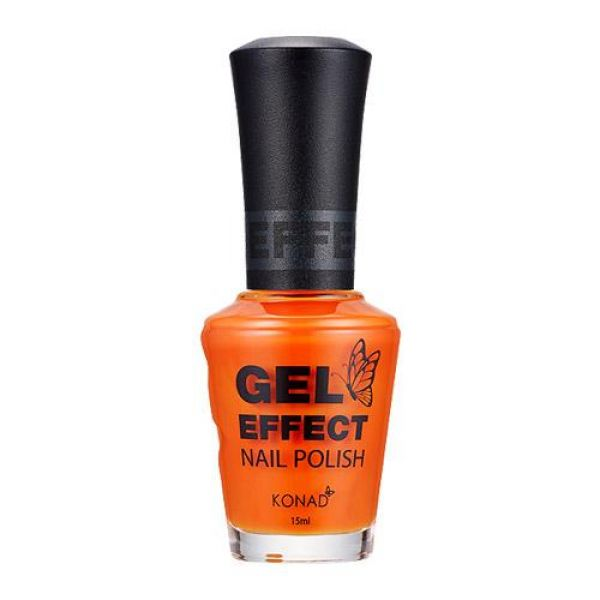 네일아트 젤 이펙트 폴리쉬 텐저린 오렌지 셀프 셀프네일 네일아트 젤네일아트 젤네일재료 셀프젤네일