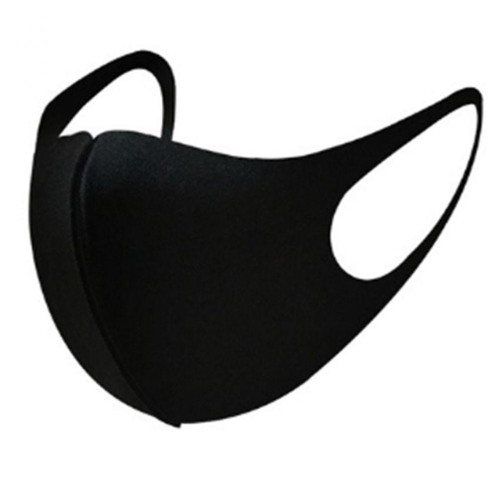 3D입체 패션 블랙 마스크 3개 마스크 패션마스크 1회용마스크 마스크필터 면마스크 1회용마스크50매 웰킵스마스크 필터교체형마스크 크리넥스마스크 부직포마스크 방한용마스크 방한마스크 방진마스크
