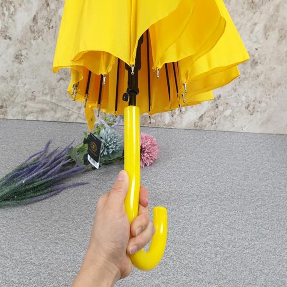 곡자무지 자동 색상랜덤 장우산 성인용우산 큰우산 성인용우산 선물용우산 장우산 여성우산 고급우산