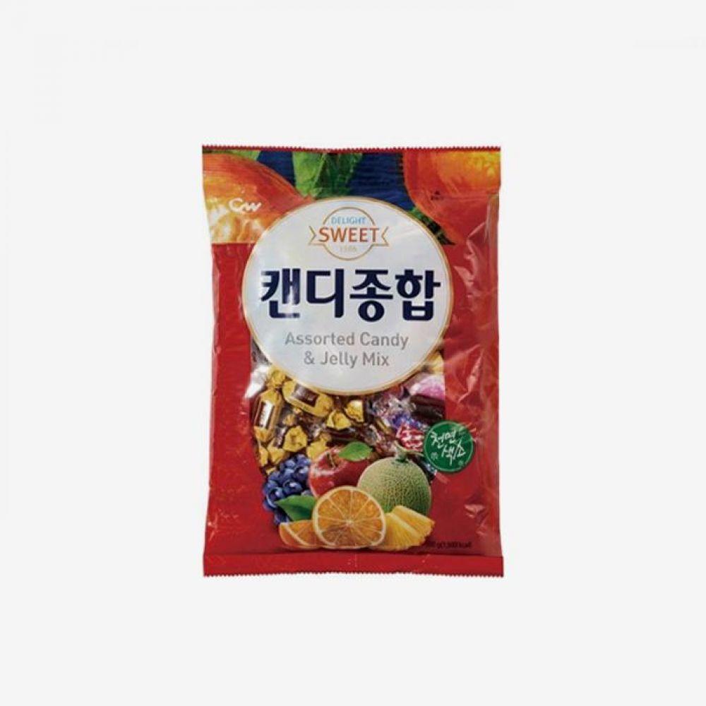 청우 캔디 종합 450g 1박스 청우식품 간식 주전부리 스낵 과자 캔디 종합캔디