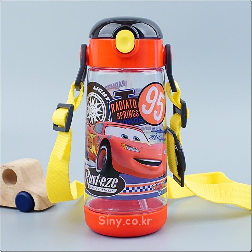 카18 원터치 스트로 보틀 480ml (빨대물통)(410680) 캐릭터 캐릭터상품 생활잡화 잡화 유아용품