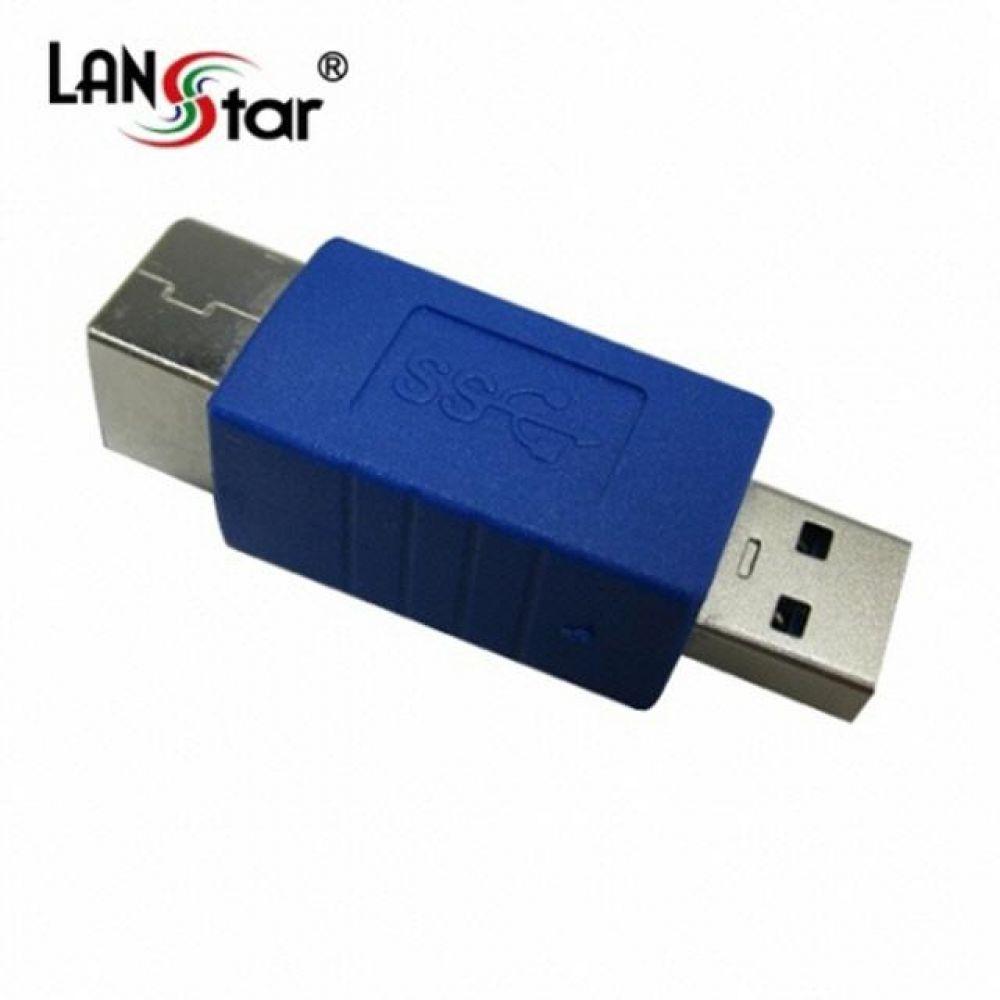 20065 LANstar USB3.0젠더 AM 수 -B F 암 컴퓨터용품 PC용품 컴퓨터악세사리 컴퓨터주변용품 네트워크용품 c타입젠더 휴대폰젠더 5핀젠더 케이블 아이폰젠더 변환젠더 5핀변환젠더 usb허브 5핀c타입젠더 옥스케이블