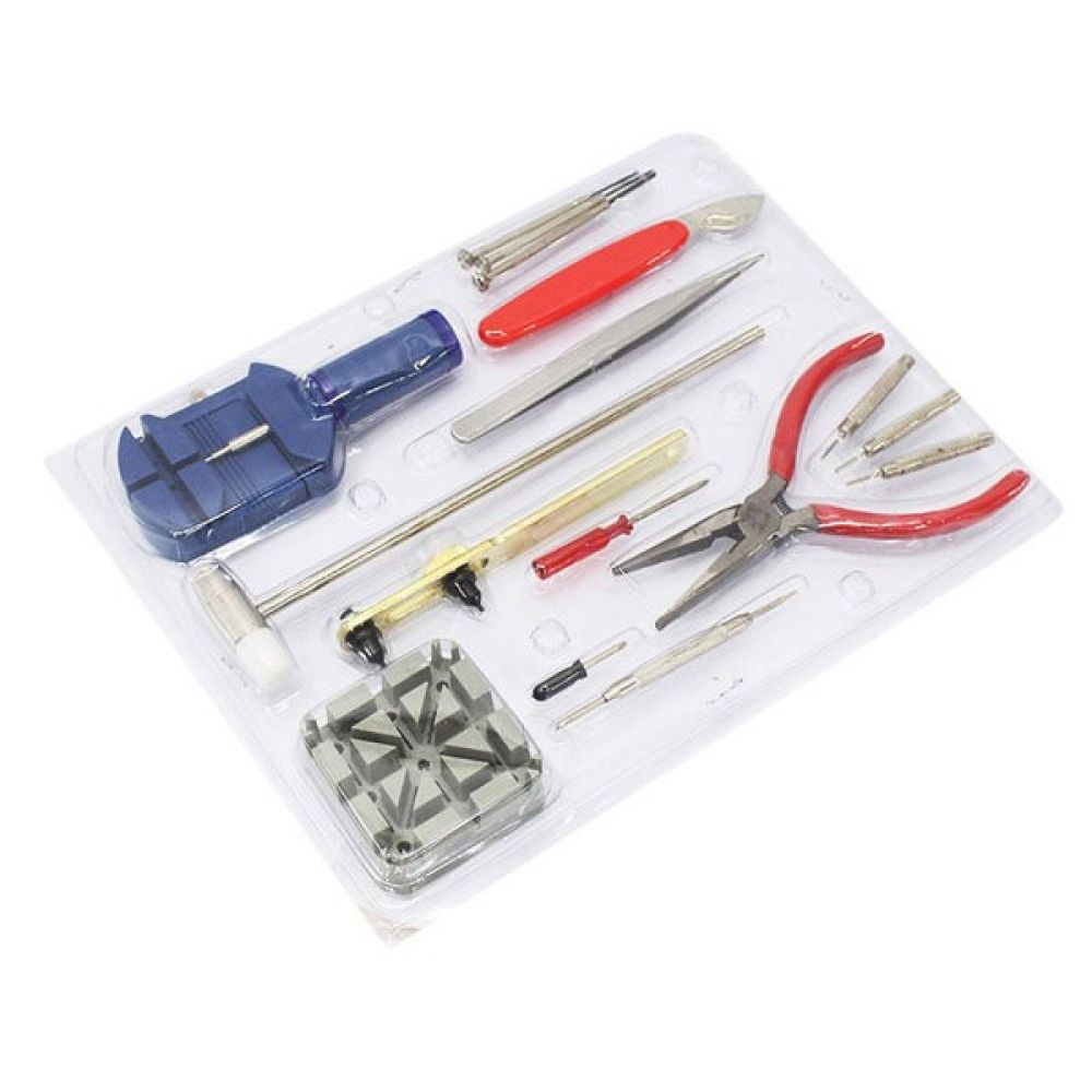 베이직 시계수리용 공구풀세트 시계수리/시계공구 시계공구 시계수리 시계용수리 시계용공구 공구세트