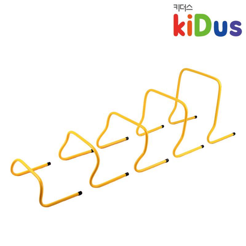 키더스 미니허들 유아체육 학교 유치원 어린이집 달리기 육상 축구 릴레이 점프 훈련