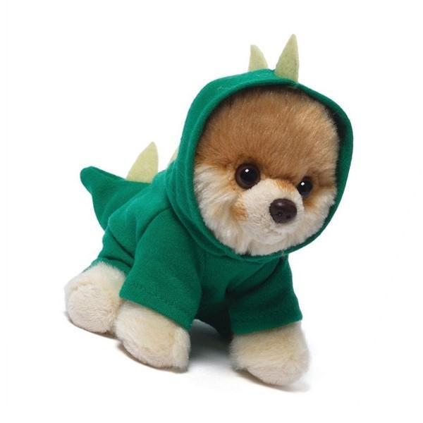 GUND 월드넘버원 강아지 공룡옷 부 (G4048569) 인형 장난감 유아인형 어린이인형 강아지