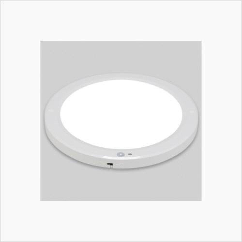 인테리어조명 원형 LED센서등 엣지 25cm 20W 주광색 철물용품 인테리어조명 LED벌브 LED전구 전구 조명 램프 LED램프 할로겐램프 LED등기구