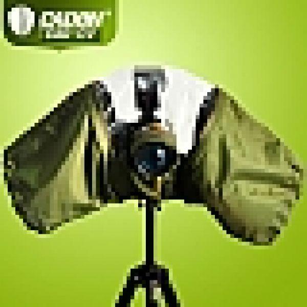 호루스벤누 CAD-CV 카메라 레인커버 카키 (플래시 장망원) 카메라방한커버 야외촬영 카메라우비 촬영용우비 촬영용우산