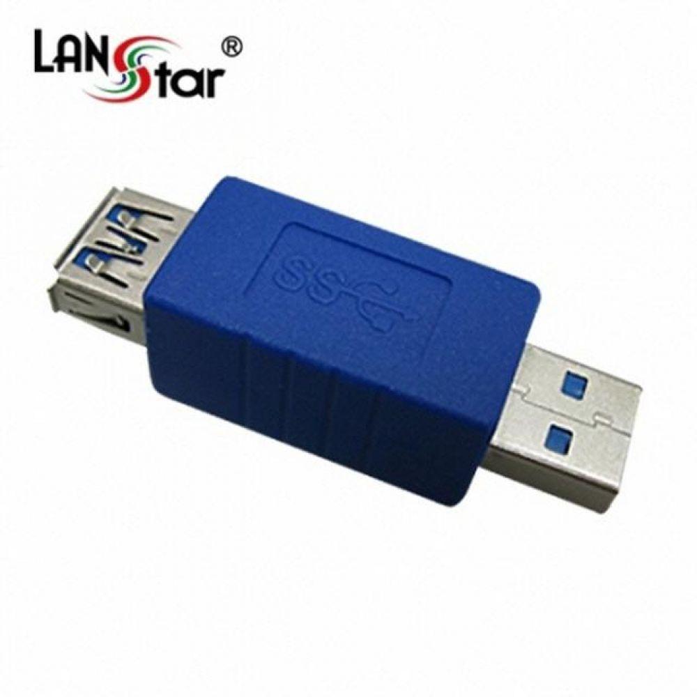 20056 LANstar USB3.0젠더 AM 수 -A F 암 컴퓨터용품 PC용품 컴퓨터악세사리 컴퓨터주변용품 네트워크용품 c타입젠더 휴대폰젠더 5핀젠더 케이블 아이폰젠더