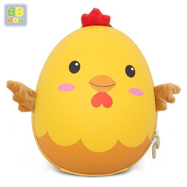 백팩 노랑병아리 비비백 캐릭터가방 윌리엄가방 생일선물 유치원 유아가방 아동가방 백팩 미아방지용 크로스백