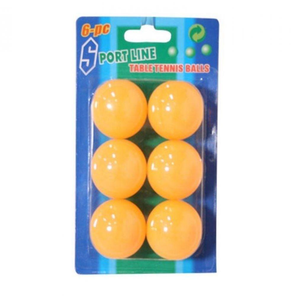 탁구공(6P) 연습용 탁구볼 연습구 PingPong ball