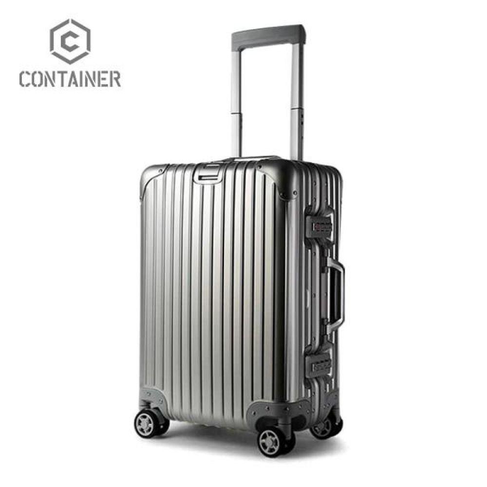 CG_TCC002 알루미늄 스퀘어 하드 여행 캐리어 하드캐리어 여행가방 튼튼한캐리어 큰캐리어 알루미늄캐리어