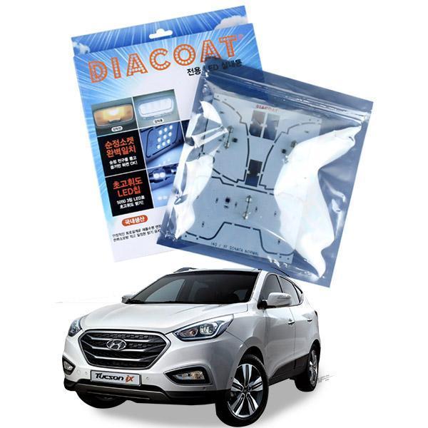 몽동닷컴 투싼 IX 선루프 전용 LED 실내등 투싼IX선루프실내등 자동차용품 차량용품 실내등 차량용실내등 LED실내등