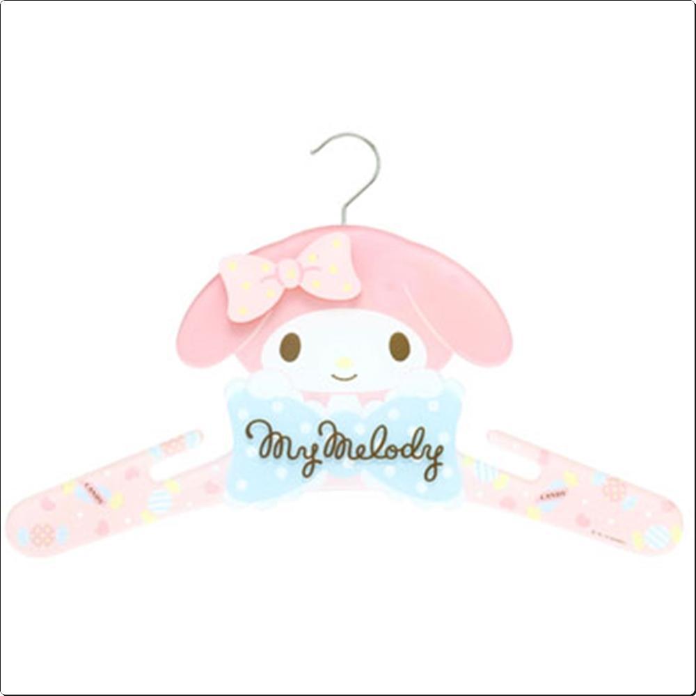마이멜로디 옷걸이 (일)(587096) 캐릭터 캐릭터상품 생활잡화 잡화 유아용품