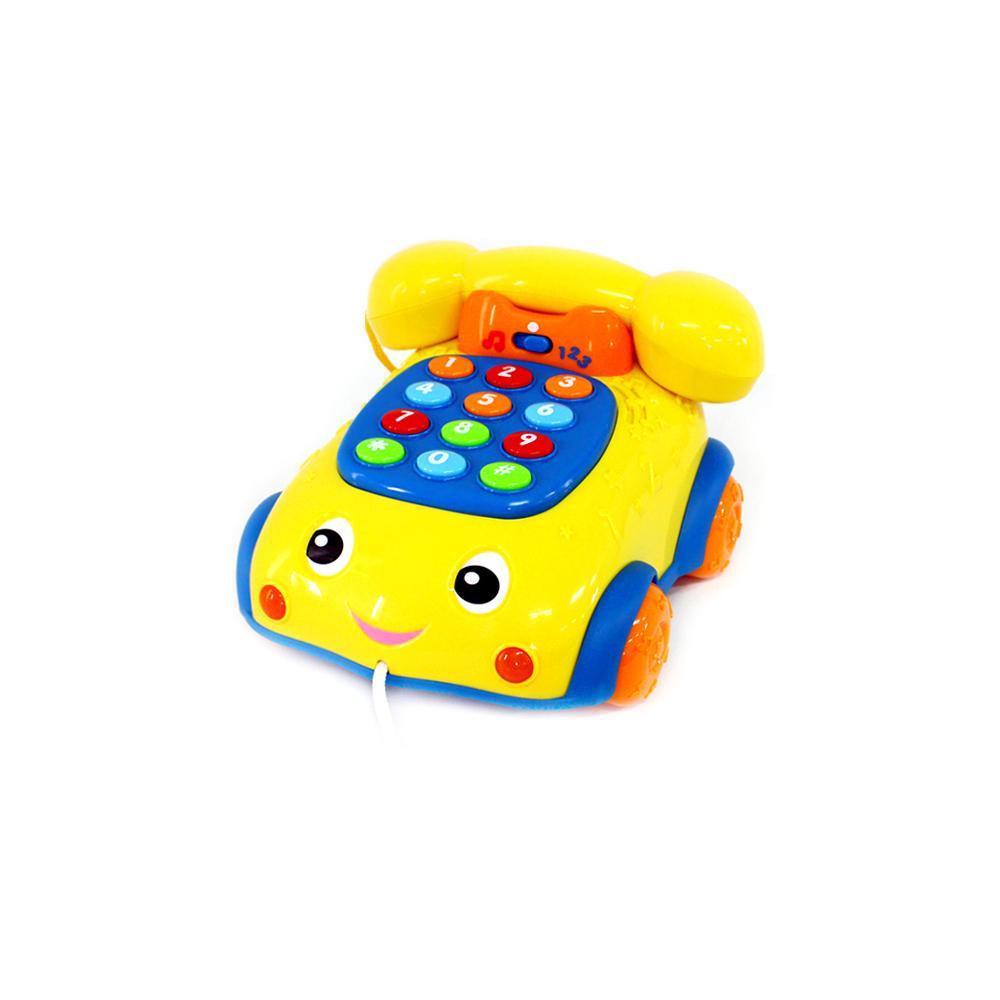 학습 유아용 완구 교육 장난감 말하는 아기전화기 유아원 장난감 2살장난감 3살장난감 4살장난감