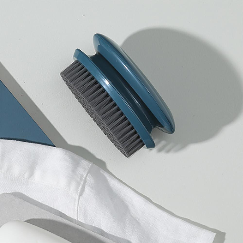 한손잡이 세탁솔 블루그린 셔츠세탁솔 빨래세척솔 빨래세척솔 세탁솔 옷세척브러쉬 세탁브러쉬 셔츠세탁솔