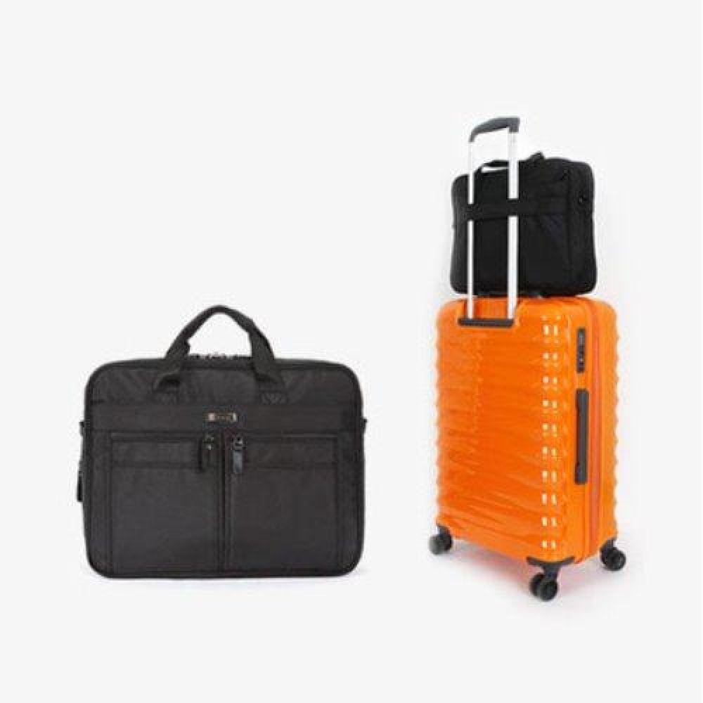 IY_JII083 심플 투지퍼 서류가방_대 데일리서류가방 캐주얼서류가방 맨즈서류가방 예쁜가방 심플한가방