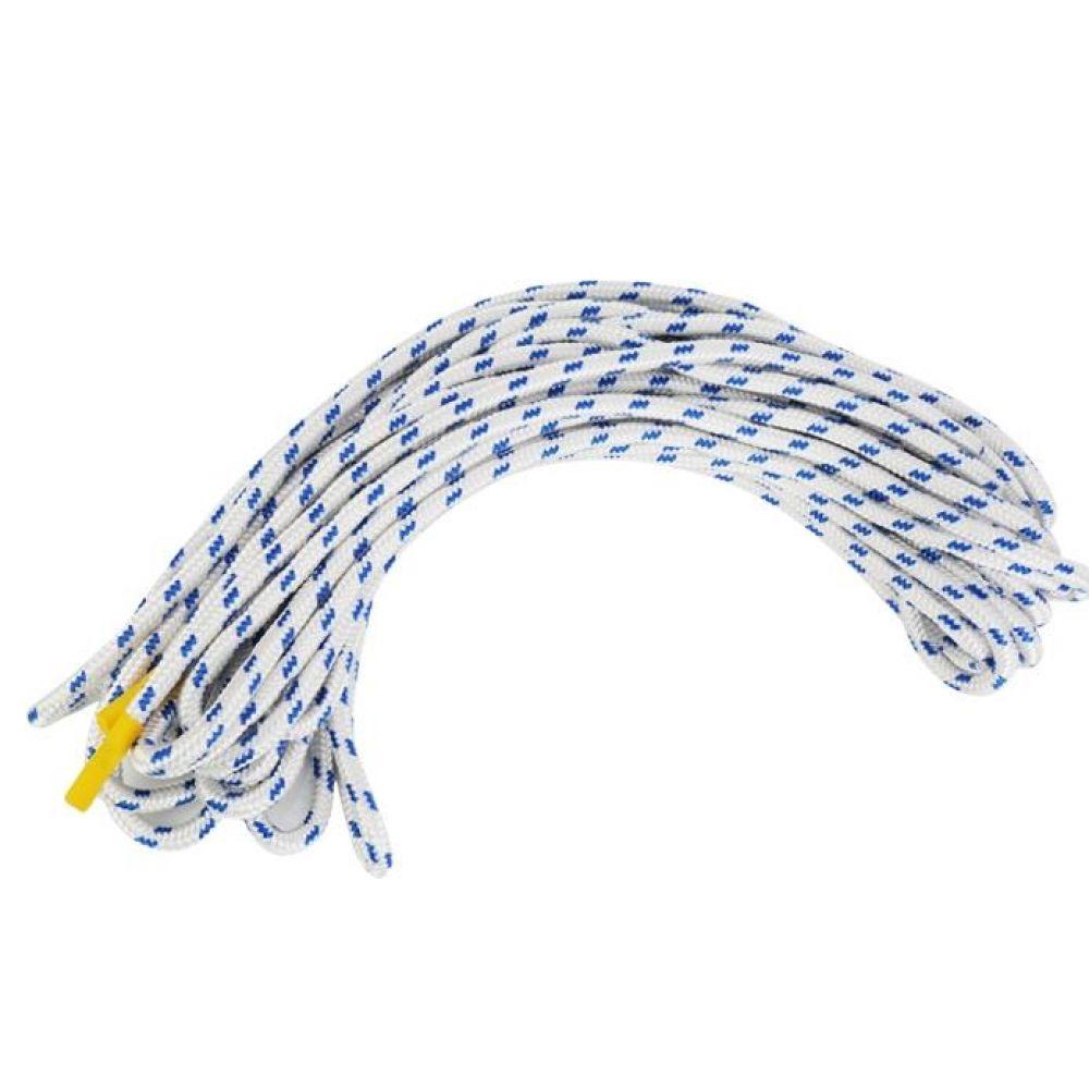 니스포 단체줄넘기 15m 블루화이트 긴줄넘기 헬스용품 트레이닝용품 홈트레이닝용품 체력단련용품 줄넘기 단체줄넘기 긴줄넘기