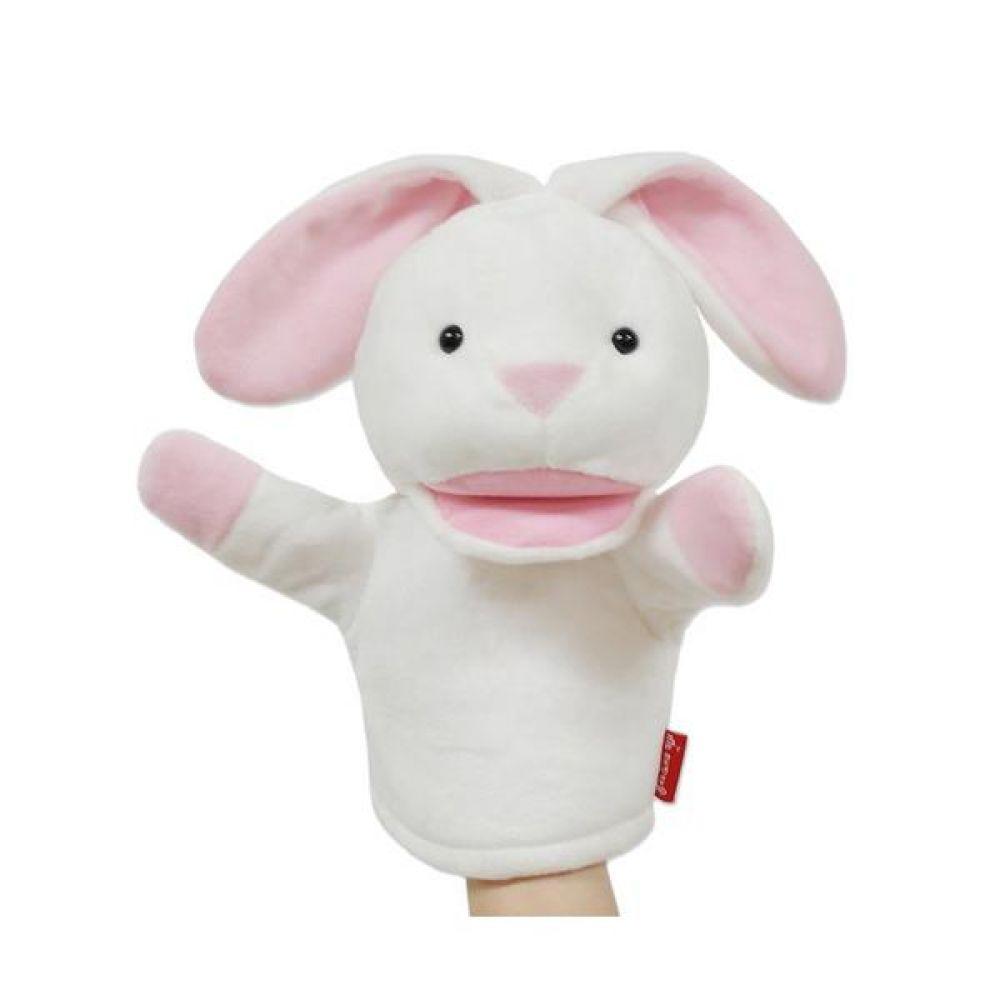 말하는 토끼 손인형 완구 문구 장난감 어린이 캐릭터 학습 교구 교보재 인형 선물
