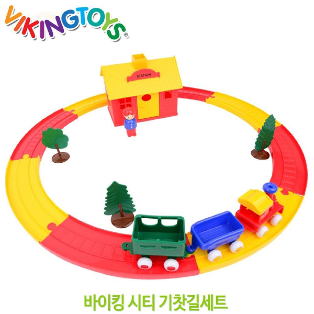 시티 기찻길세트 51173 장난감 기차트랙 기차놀이 기차장난감 장난감 기차트랙 기차놀이 기차