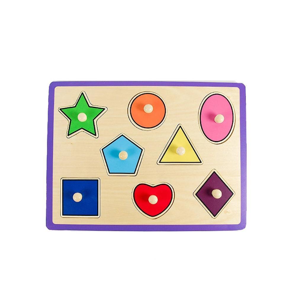 선물 유아 어린이 놀이 꼭지 퍼즐 도형 아이 장난감 퍼즐 블록 블럭 장난감 유아블럭