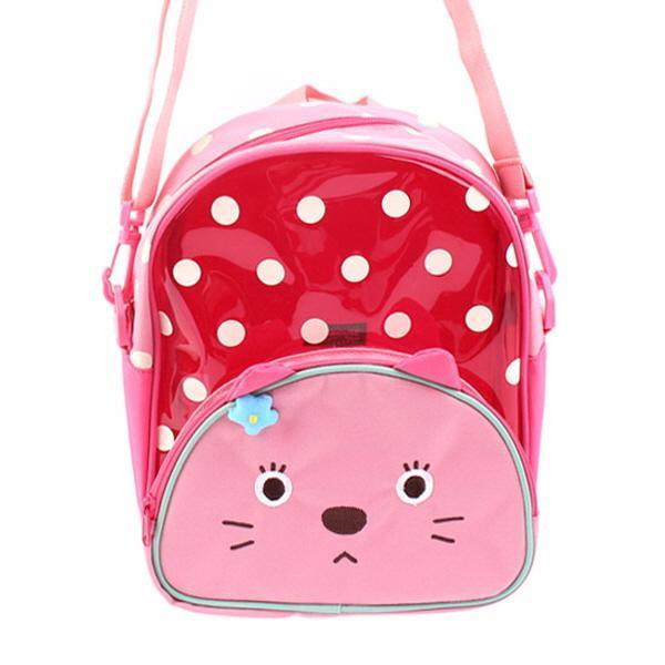 어린이 가방 WT0186 샐리캣비치백 핑크 S 어린이크로스백 가방 유아가방 어린이백팩 예쁜어린이가방