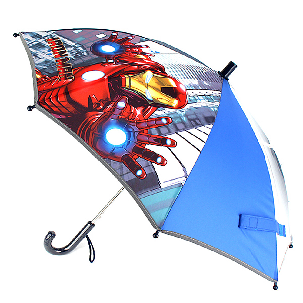 MV0460 아이언맨 인투 우산 47 우산 유아우산 아기우산 아동우산 어린이우산 초등학생우산 캐릭터우산 캐릭터장우산 자동우산 3단자동우산