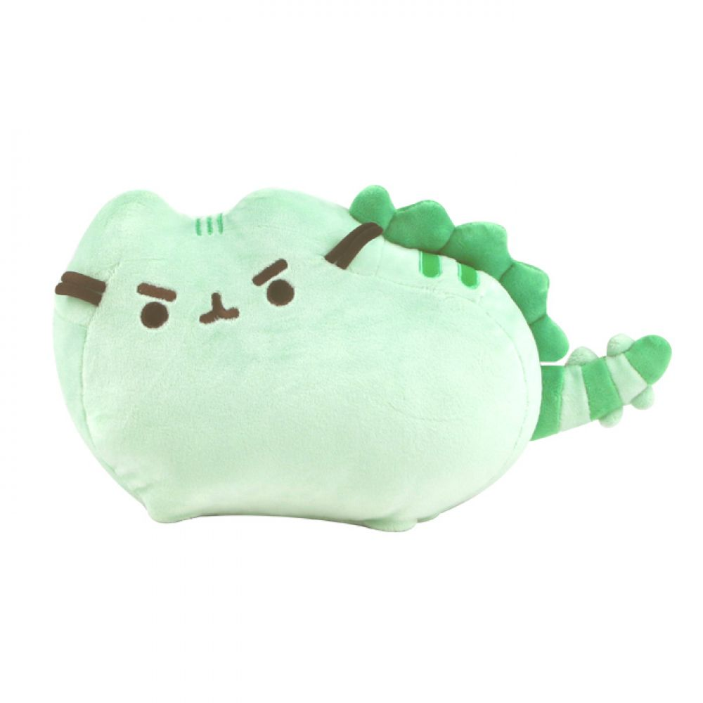 6049458 푸신캣 공룡 33cm 캐릭터인형 푸신캣 푸신캣인형 고양이인형 동물인형 인형 어린이날 귀여운인형 크리스마스 인형선물