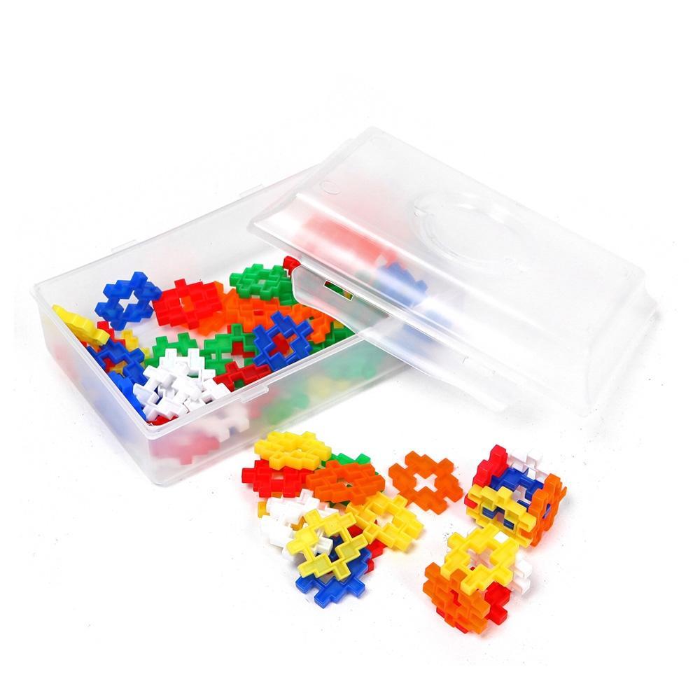 박스 유아 만들기 장난감 블록 미니 사각 블럭 리빙 퍼즐 블록 블럭 장난감 유아블럭