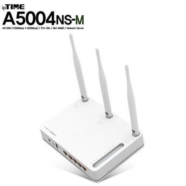 A5004NS_M11ac유무선공유기 컴퓨터용품 컴퓨터주변기기 공유기 유무선공유기 와이파이
