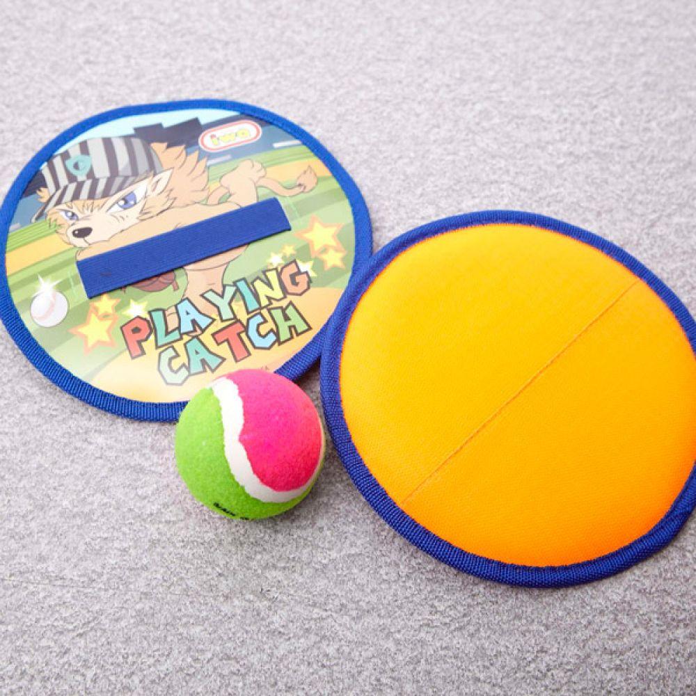 플레잉 캐치볼 공놀이 스포츠완구 찍찍이 찍찍이 캐치볼 공놀이 스포츠완구