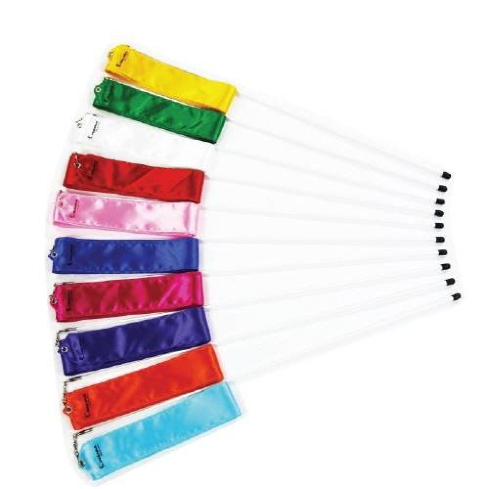 아이워너 리듬체조 리본 6m 6컬러 스포츠용품 운동용품 체육용품 리듬체조용품 리듬체조리본
