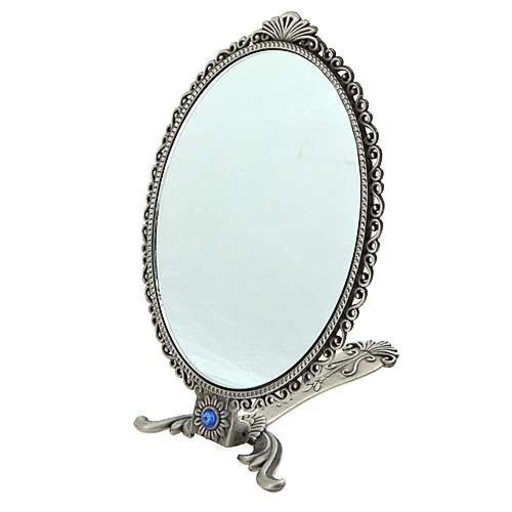 손잡이 접이식 겸용거울 대 화장대거울 원형거울 화장대거울 탁자거울 원형거울 거울 탁상거울