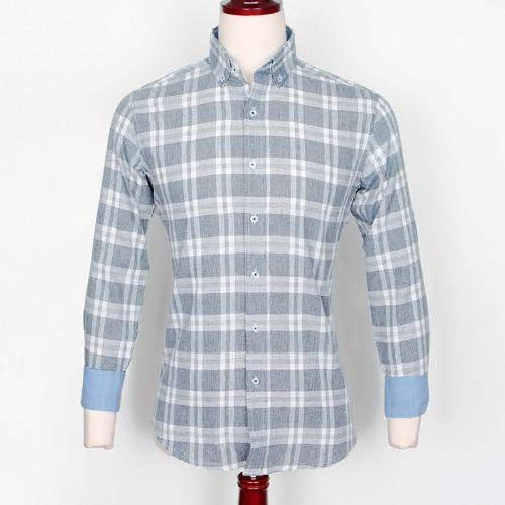 그레이 체크 남자셔츠 남자와이셔츠 와이셔츠 남자셔츠 옥스포드셔츠 남성셔츠 남자정장셔츠 정장와이셔츠 빅사이즈셔츠 화이트셔츠 블랙셔츠 슬림핏셔츠 무지셔츠 심플셔츠 남자체크셔츠 남자스트라이프셔츠