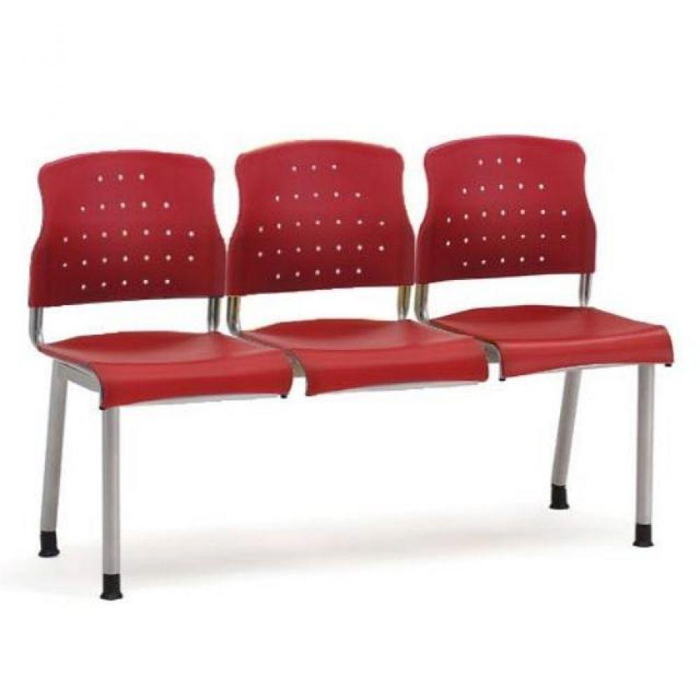 3인용 연결의자 레인보우 팔무(올사출) 632 로비의자 휴게실의자 대기실의자 장의자 3인용의자 2인용의자 약국의자 대합실의자