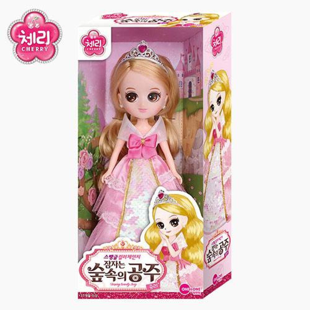 원앤원 체리의 잠자는 숲속의 공주 쥬리(90745) 장난감 완구 토이 남아 여아 유아 선물 어린이집 유치원